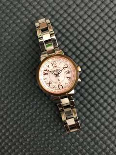 Seiko IK Rose Gold Female Watch