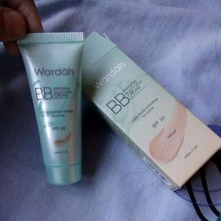 bb cream wardah shade natural