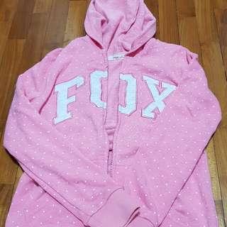 Used Fox Hoodie