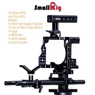 SmallRig for Sony A7Riii and A7iii