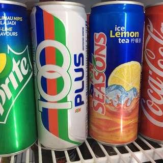 COD Varieties of beverages