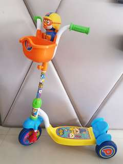 Mint Pororo Scooter