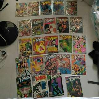 Marvel X-men comics sale