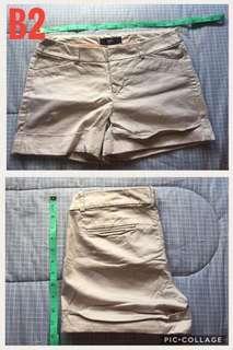 Preloved Branded Shorts