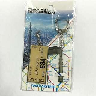 🚚 日本🇯🇵帶回紀念品 吊飾 迪士尼自動筆