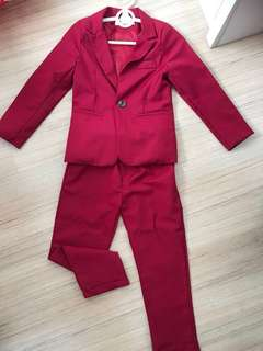 Boy's Formal Suit (4-6 Years)