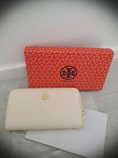 New Authentic Tory Burch wallet