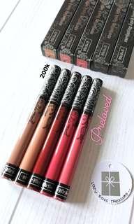KVD Everlasting liquid lipstick