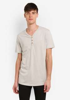 Cotton on henley tee