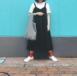 2littlebob 黑色連身裙