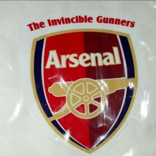 Arsenal Football Club Car Decal