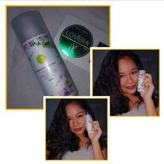 reviews about lovera cleanser