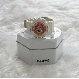 Pre-loved: Authentic Baby G Shock Rose Gold