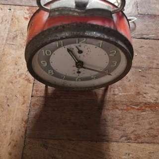 古董機械鐘(rhythm 麗聲)