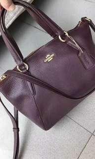 Original coach women mini Sierra bag