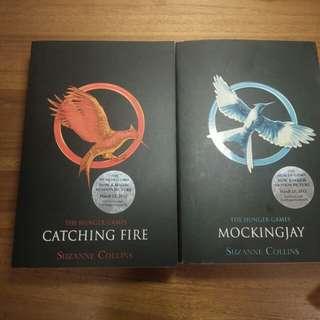 The Hunger Games, Chris Ryan, Twilight