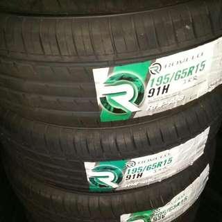 Rovelo 195/65R15 New Tyre