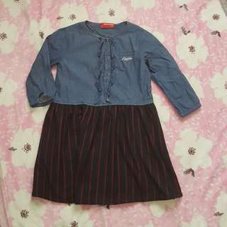 Mossimo dress for 6 to 8 yo