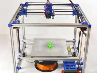Custom Built 3D printers and plotters.