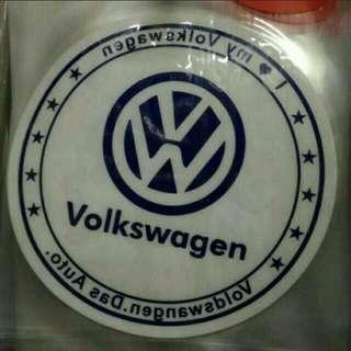 Volkswagen Car Decal