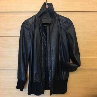 Kenneth Cole XS Size 黑色小羊皮8.8成新 NY購入