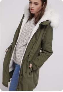 Original Topshop Winter Jacket!