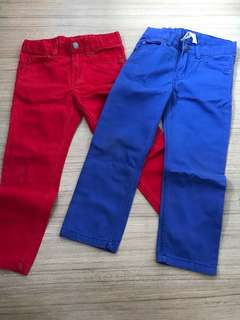 H&M pants for boys 3-6 years