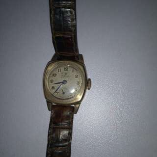1920s Vintage very rare 9 carat Ladies watch