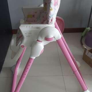Preloved Goodbaby high chair