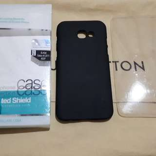 Nillkin Frosted Shield Casing for Samsung A5 2017 Original