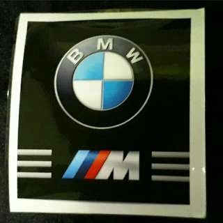 BMW M Car Decal
