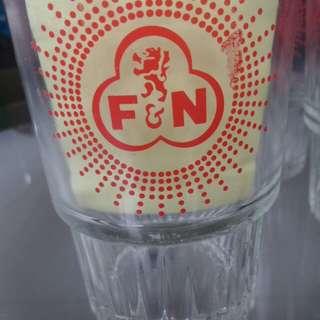 Vintage F&N Glasses