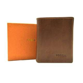 DOMPET PRIA/COWOK KULIT PULL UP FOSSIL