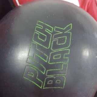 Storm pitch black bowling ball 15lbs