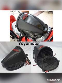 FREE DELIVERY Alpinestars rear tail bag(best selling)👍🏻👍🏻👍🏻