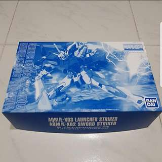 MG Strike Gundam Launcher/Striker Pack