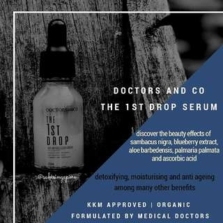 The 1st Drop Serum