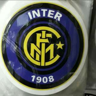Inter Milan Football Club Car Decal