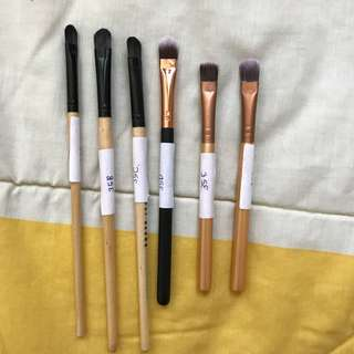Eyeshadow and concealer brush
