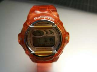 Casio-BabyG 75% New