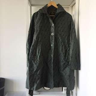 REDUCED Authentic Fendi raincoat
