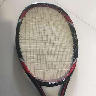 Yonex RQiS 1 Tour Tennis Racket - Red
