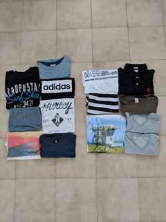 Branded TShirt Clearance Sale