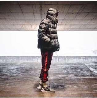 Yeezy season calabasa pants
