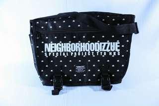 NHIZ Messenger Bag
