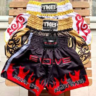 Muay Thai shorts (Brand New)