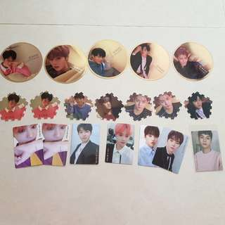 [WTT/WTS] Wanna one i promise you