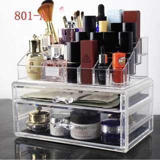 BN Acrylic Cosmetic Organizer (2 for 1 price)