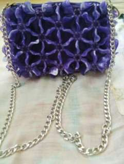 Handcraft sling bags made in beads