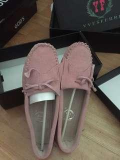🚚 韓版豆豆鞋